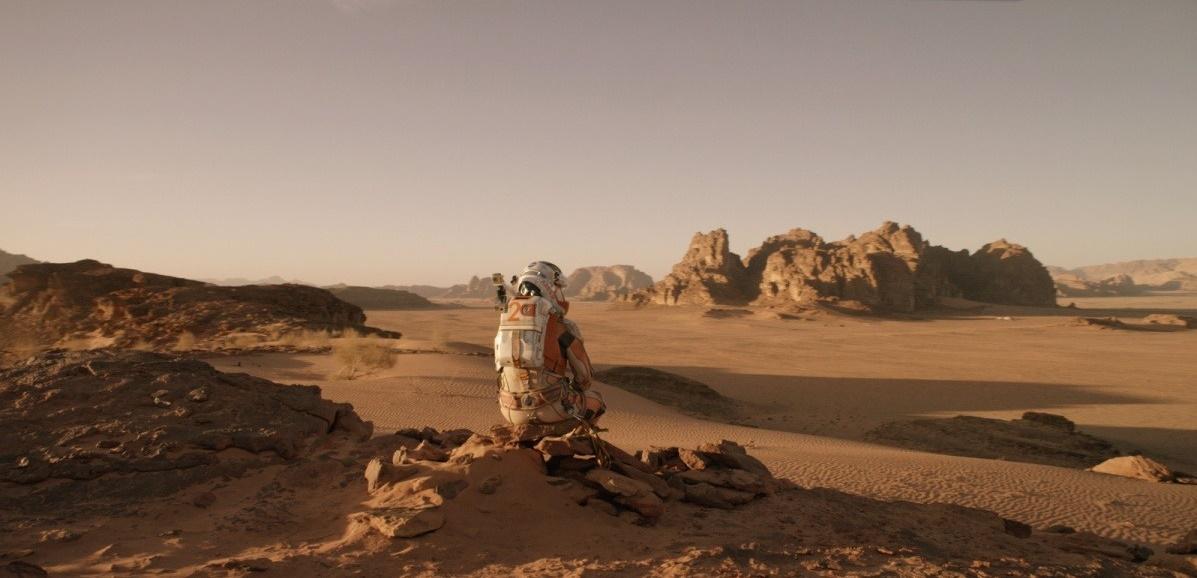 Марс атакует! Почему нужно прочитать книгу «Марсианин»