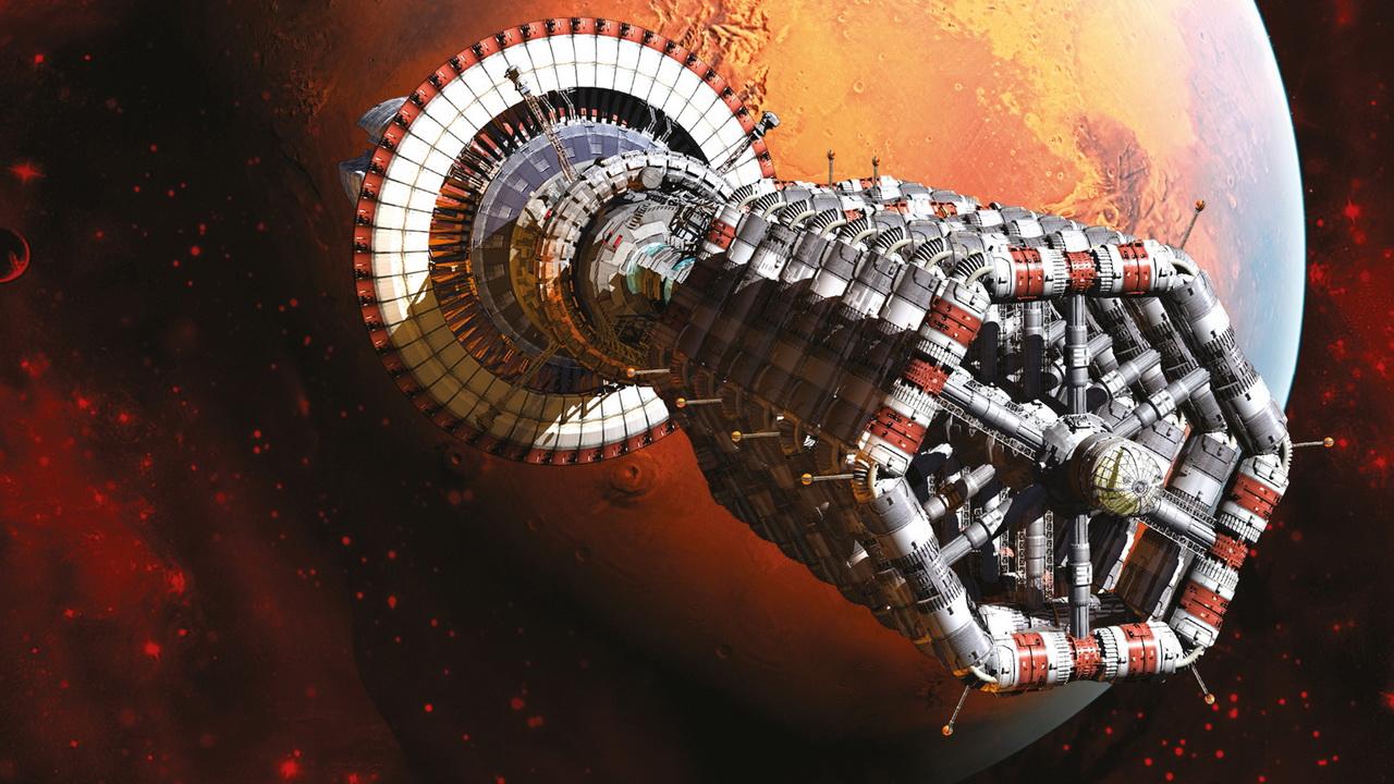 Столкновение цивилизаций. Первые впечатления от романа «Красный Марс»