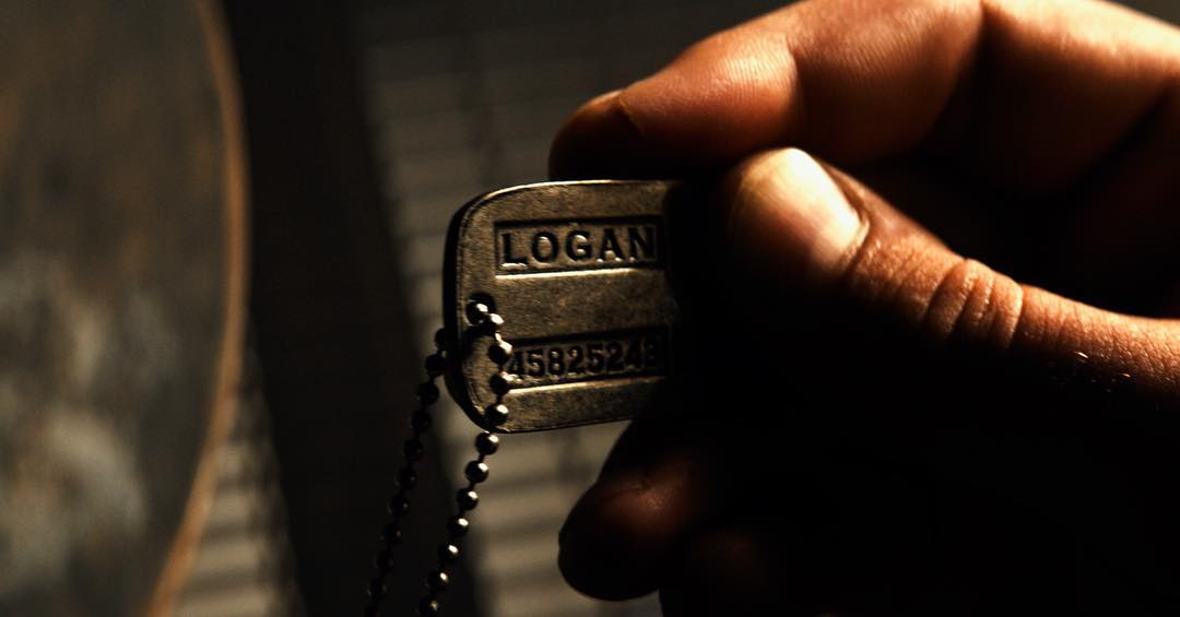 Logan's Dog Tag