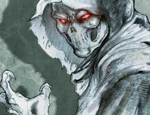 SPb Comics Weekly #3 — «Скелет Инспектор». На заре русской супергероики