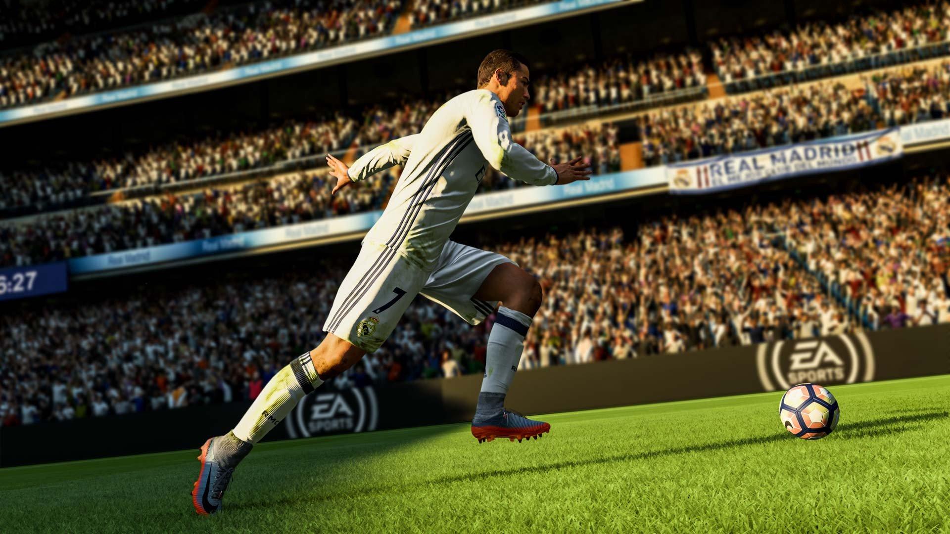 Сравнение графики FIFA 18 на Xbox One X, PS4 Pro и PC