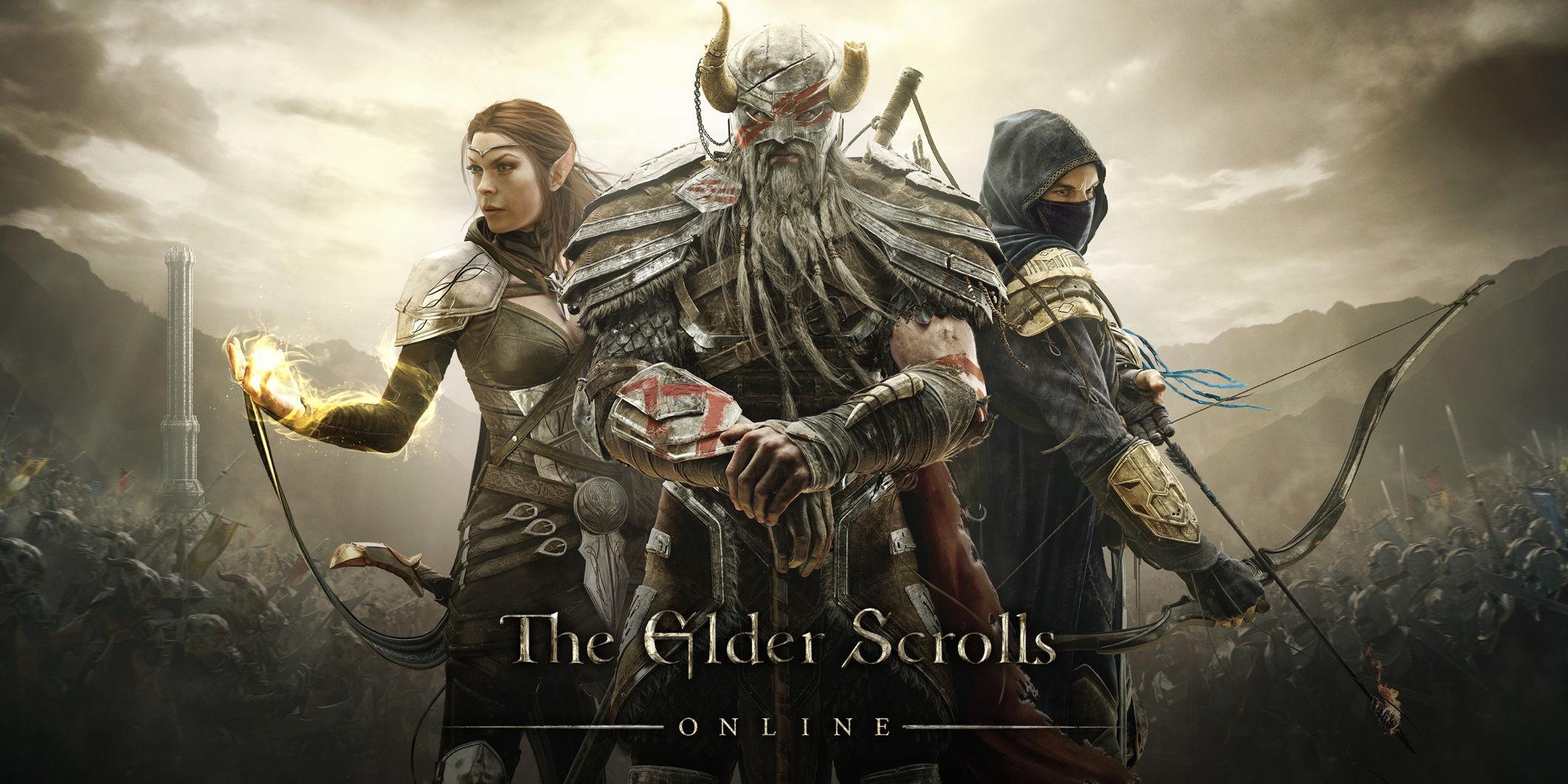 Обновление для The Elder Scrolls Online