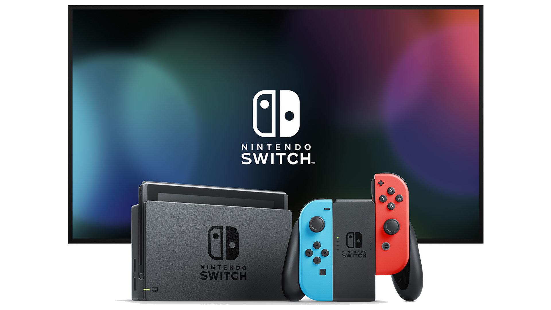 Nintendo Switch продалась тиражом более, чем 10 миллионов штук
