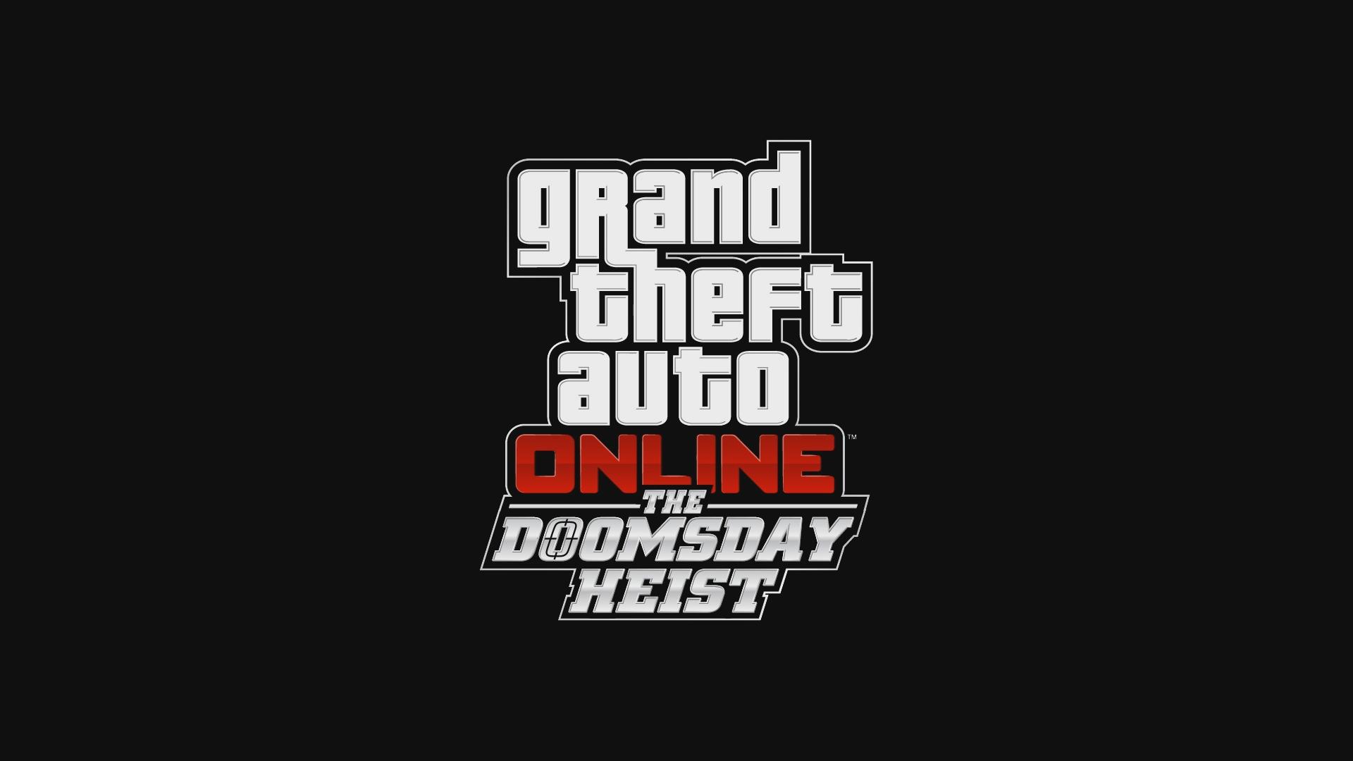 Анонс нового дополнения GTA V: The Doomsday Heist