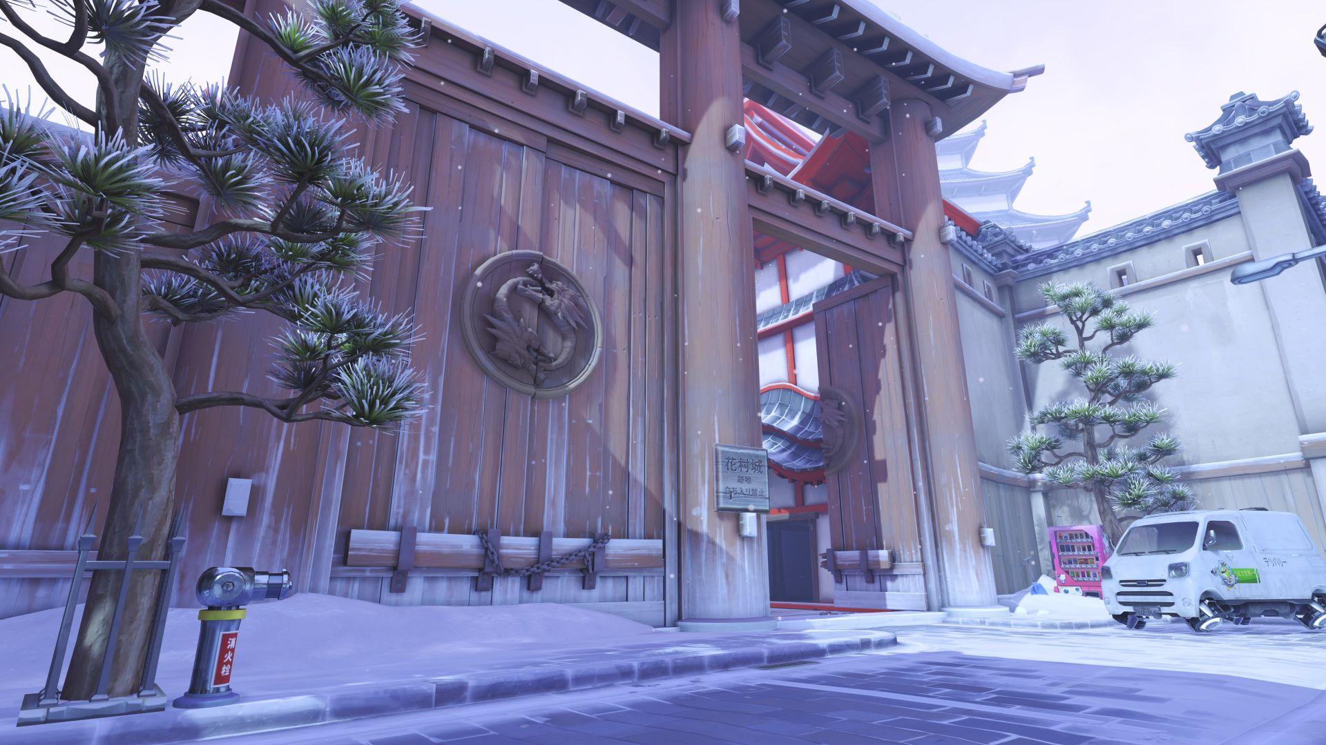 Зимняя сказка возвращается в Overwatch