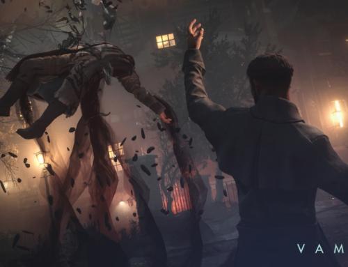 Новый геймплей Vampyr