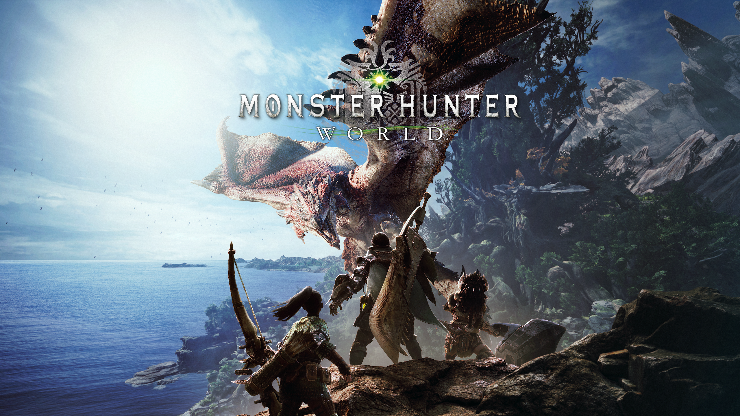 Анализ производительности Monster Hunter: World на PS4 и Xbox One