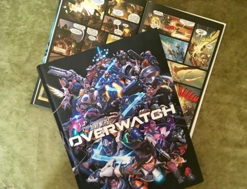 Обзор книг «Overwatch. Антология. Том 1» и «Мир игры Overwatch»